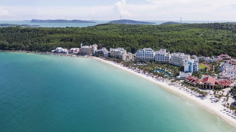 South Phu Quoc emerges as new resort paradise