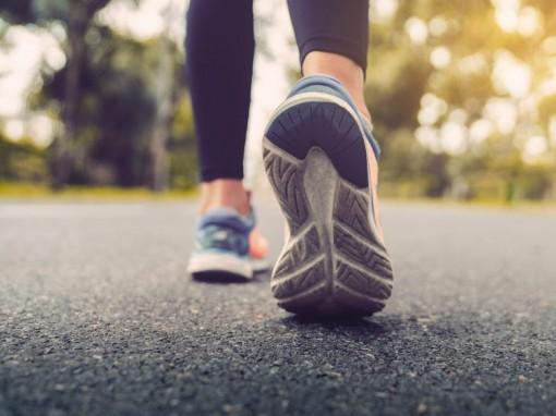 Mỗi ngày nên đi bộ bao nhiêu bước?