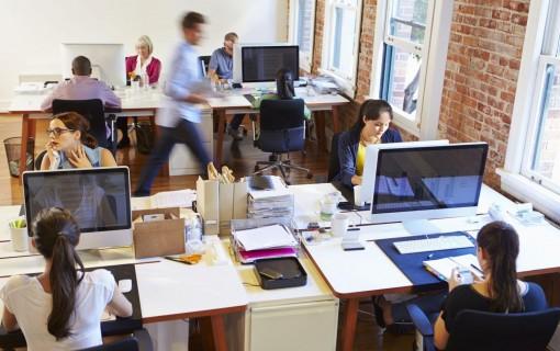 Chất lượng không khí tại công sở ảnh hưởng khả năng nhận thức
