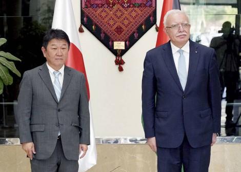 Nhật Bản - nhà trung gian tin cậy nhất của Trung Đông