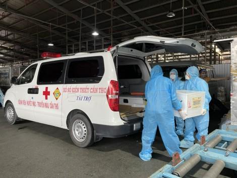 Ngân hàng máu ĐBSCL thiếu máu cho cấp cứu