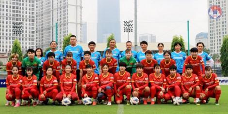 Tuyển nữ Việt Nam cẩn trọng tại vòng loại Asian Cup 2022