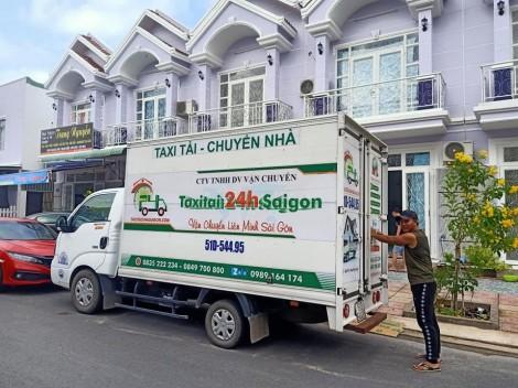 Dịch Vụ Chuyển Nhà 24H TPHCM - chuyển nhà trọn gói nhanh chóng, giá tốt