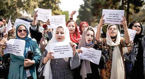 Taliban tiếp tục tước quyền phụ nữ