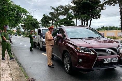 Đẩy mạnh các giải pháp đảm bảo an toàn giao thông