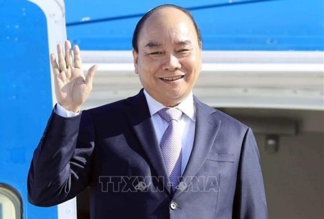 President arrives in New York for attendance at UNGA's 76th session