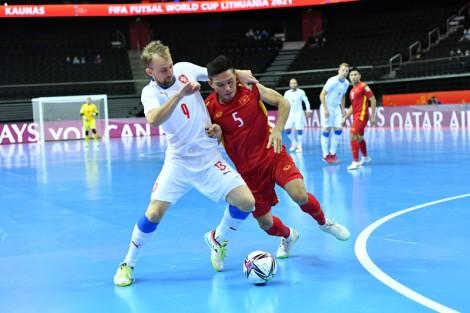 Gặp futsal Nga, cơ hội nào cho tuyển Việt Nam?