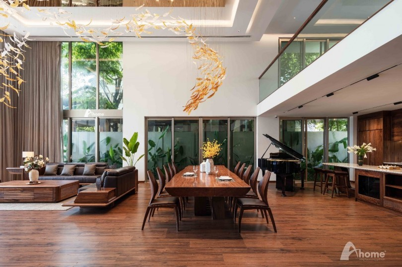 Có gì trong căn biệt thự hơn 400m<sub>2</sub> tại thành phố Đà Nẵng?