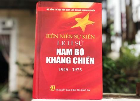 Những quyển sách ý nghĩa về Ngày Nam Bộ kháng chiến