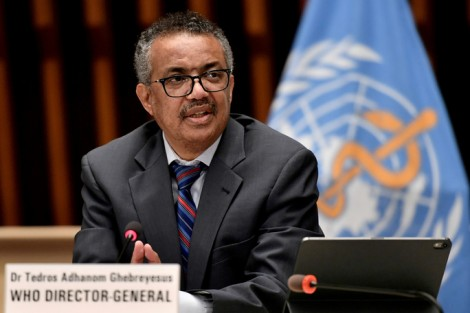 Nhiều nước EU đề cử ông Tedros tiếp tục lãnh đạo Tổ chức Y tế Thế giới