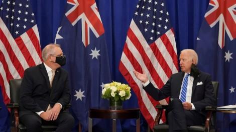 Mỹ tập trung vào Ấn Độ Dương - Thái Bình Dương