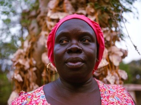 Nhà hoạt động nữ quyền sinh thái ở Tây Phi