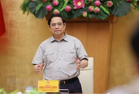 Thủ tướng Chính phủ Phạm Minh Chính: Phấn đấu đến 30/9 trở lại trạng thái bình thường mới