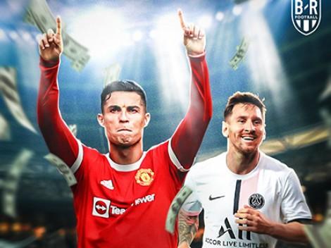 Ronaldo trở thành cầu thủ kiếm tiền giỏi nhất mùa giải