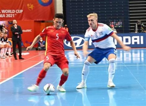 Russian newspaper hails Vietnamese futsal team's spirit