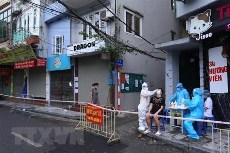 Ngày 26/9: Ghi nhận 10.011 ca nhiễm mới, 11.477 người khỏi bệnh