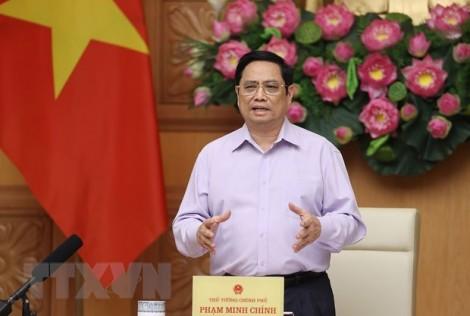 Thủ tướng Phạm Minh Chính: Đẩy nhanh tiến độ, chống tiêu cực trong đầu tư công