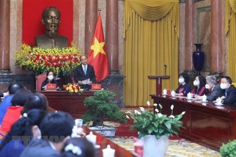 Chủ tịch nước Nguyễn Xuân Phúc: Người cao tuổi là trụ cột của gia đình và xã hội