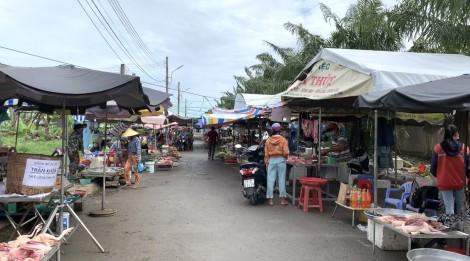 Giải pháp mở lại hoạt động dịch vụ, siêu thị, chợ truyền thống