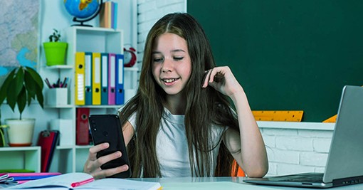 Hướng dẫn bảo mật điện thoại thông minh cho học sinh