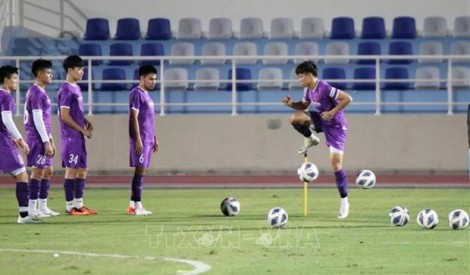 Vietnam strive to gain points at World Cup qualifiers' final round
