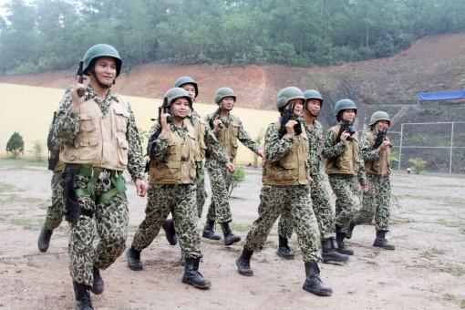 Phụ nữ Hải quân: Đoàn kết - Bản lĩnh - Trí tuệ - Phát triển