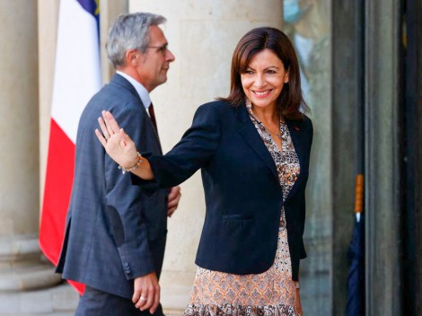 Thị trưởng Paris tranh cử tổng thống Pháp