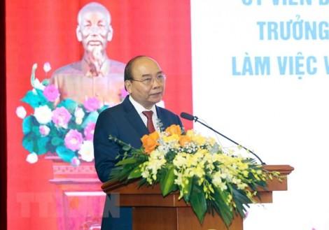 Chủ tịch nước Nguyễn Xuân Phúc: Đẩy nhanh tiến độ đưa ra xét xử các vụ án tham nhũng