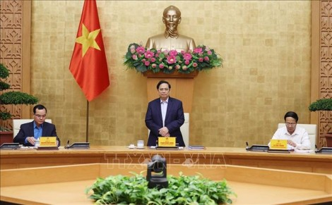 Thủ tướng Phạm Minh Chính: Chính phủ luôn tạo điều kiện để Công đoàn hoạt động tốt hơn