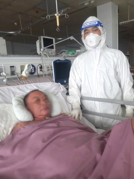 Sau 36 ngày chạy ECMO, cứu sống bệnh nhân COVID-19 nguy kịch