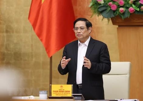 Thủ tướng Phạm Minh Chính: Chính sách phòng, chống dịch phải thống nhất toàn quốc