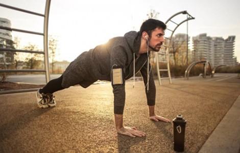 Nam giới mắc tiểu đường tuýp 2 không nên tập thể dục buổi sáng