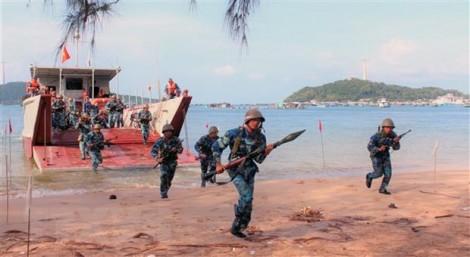 Vùng 5 Hải quân bảo vệ vững chắc chủ quyền biển, đảo Tây Nam Tổ quốc