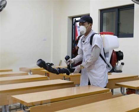 Quy định tiêu chí đảm bảo an toàn khi học sinh, sinh viên đến trường