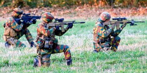 EU nỗ lực tự bảo đảm an ninh