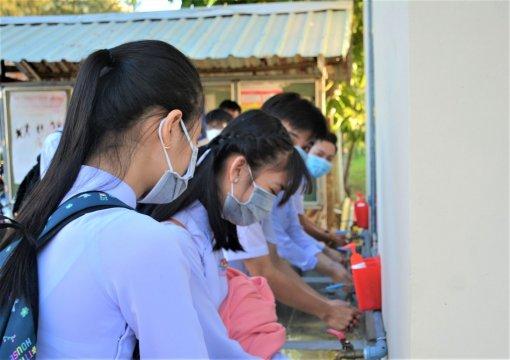Cà Mau: Học sinh 18 trường ở hai huyện Thới Bình và Đầm Dơi được đi học trở lại