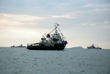 Vùng 5 Hải quân: Vững mạnh toàn diện trên vùng biển đảo Tây Nam