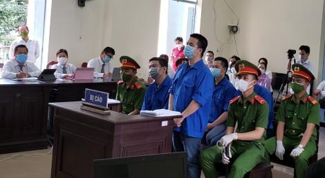 """Xét xử vụ án Trương Châu Hữu Danh và nhóm """"Báo Sạch"""""""