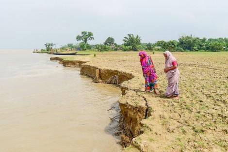 Làn sóng tị nạn khí hậu