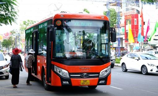Cần Thơ: 5 tuyến xe buýt hoạt động trở lại từ ngày 2-11