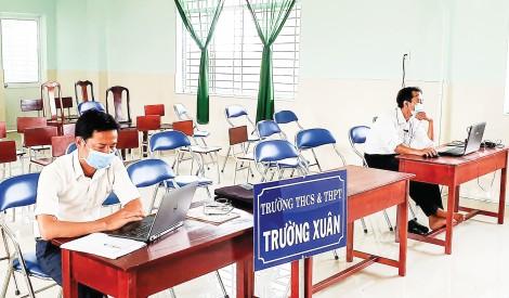 Giải pháp phát huy hiệu quả dạy và học trực tuyến <br>  Bài 1: Những nỗ lực chung