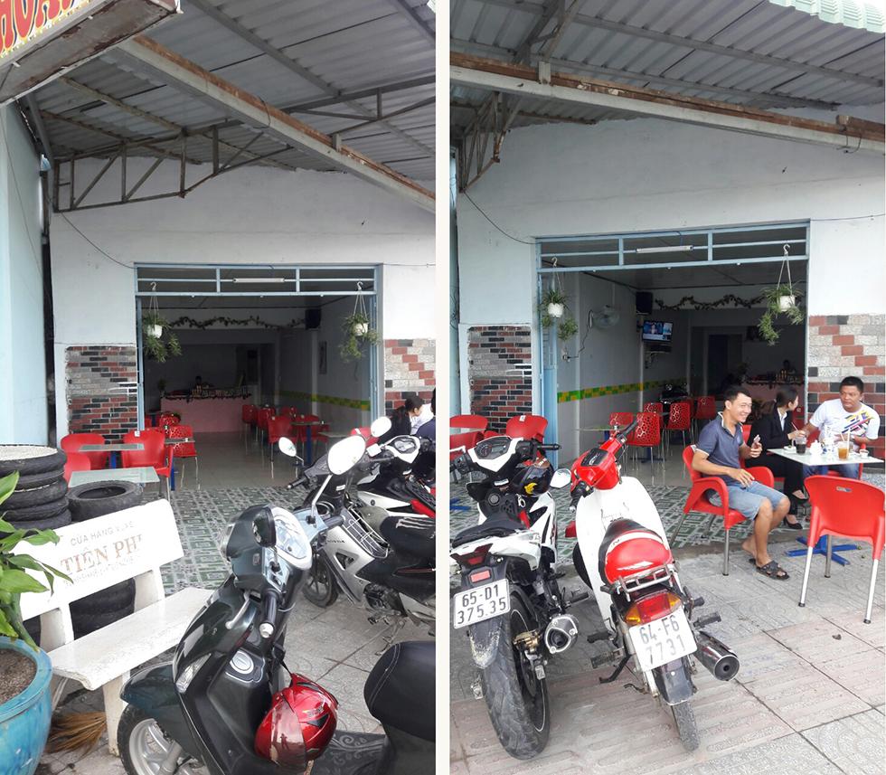 Bán nhà chính chủ mặt tiền QL 91, gần KCN Trà Nóc