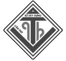 Sở Xây dựng thành phố Cần Thơ <br>Viện Quy hoạch xây dựng <br> Thông báo tuyển dụng