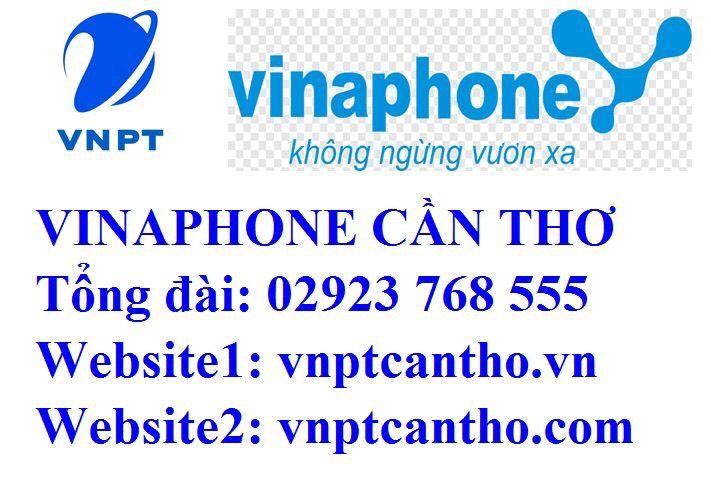 Gói cước 120GB data 4G Vinaphone Cần Thơ - VNPT Cần Thơ